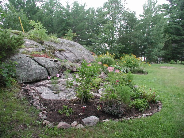 many rockeries
